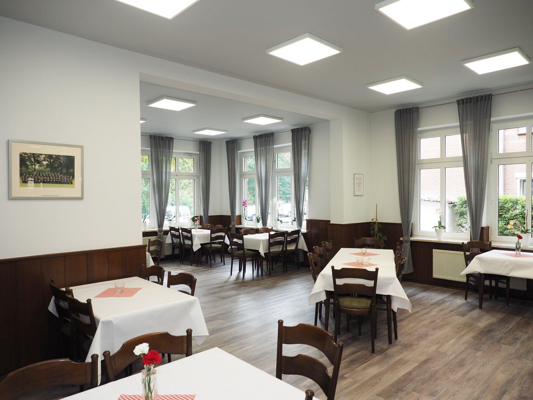 Innenraum Kolpinghaus Wesel